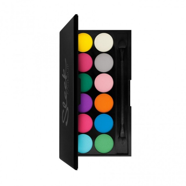 Sleek Make Up - Ultra Mattes Brights Palette