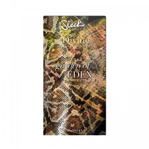Sleek Make Up - Garden of Eden Palette - comprar online