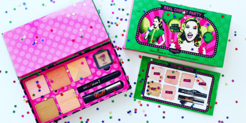Benefit - Real Cheeky Party Set