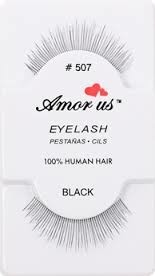 Amor Us - Pestañas 100% Pelo Natural