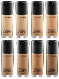 MAC - Prolongwear Foundation