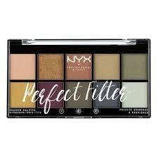 NYX - Perfect Filter Palette - Olive You - comprar online