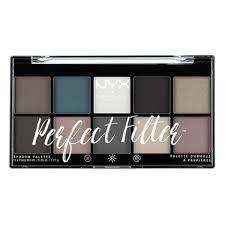 NYX - Perfect Filter Palette - Gloomy Days - comprar online