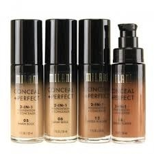Milani - Conceal + Perfect 2-in-1 Foundation + Concealer