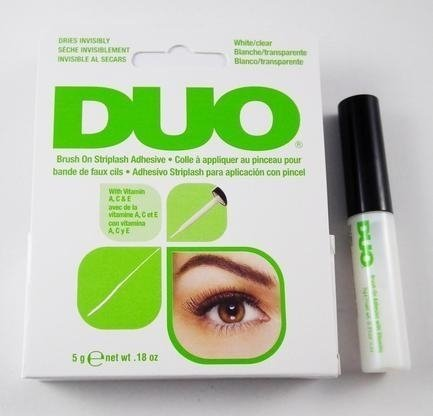 DUO - Adhesivo para pestañas - Make Up Importado