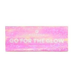 Essence - Go for the Glow Highlighter Palette- The Cools en internet