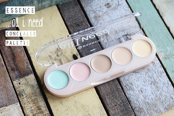 Essence - All i need Concealer Palette