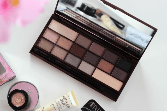 I ♡ Makeup - Death by Chocolate Palette en internet