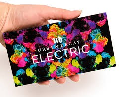 Urban Decay - Electric Palette