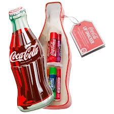 Lip Smacker - Coca Cola Set
