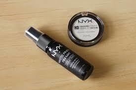 NYX - Make Up Setting Spray - Make Up Importado