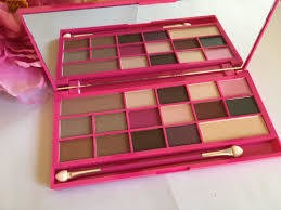 I ♡ Makeup - Chocolate Love Palette