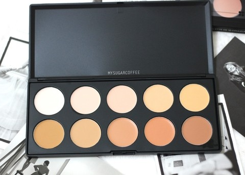 BH Cosmetics - Foundation & Concealer Palette