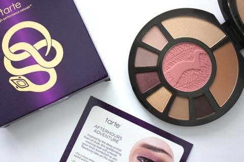 Tarte - Rainforest after dark palette