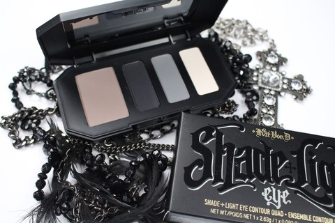 Kat Von D - Shade + Light Eye Contour Quads - comprar online