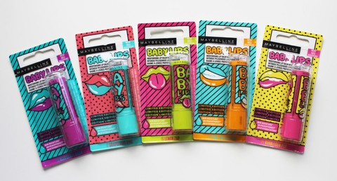 Maybelline - Baby Lips Pop Art