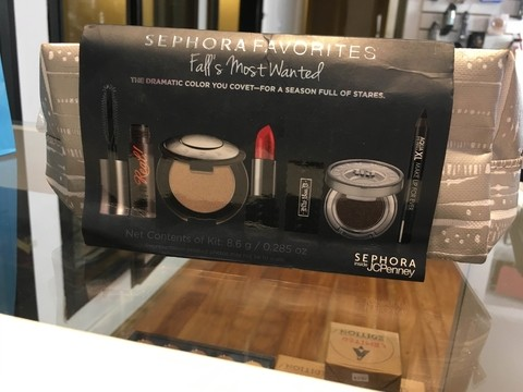 Sephora - Fall's Most Wanted