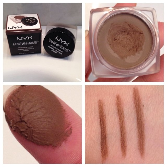 NYX - Tame & Frame Eyebrow Pomade - Make Up Importado