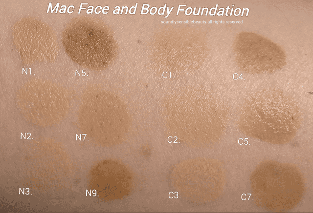 MAC - Face & Body Foundation 50ml - tienda online