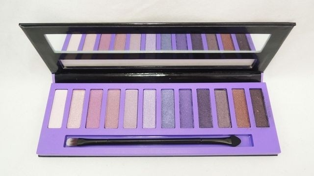 LA Girl - Eyeshadow Collection Palette - Make Up Importado
