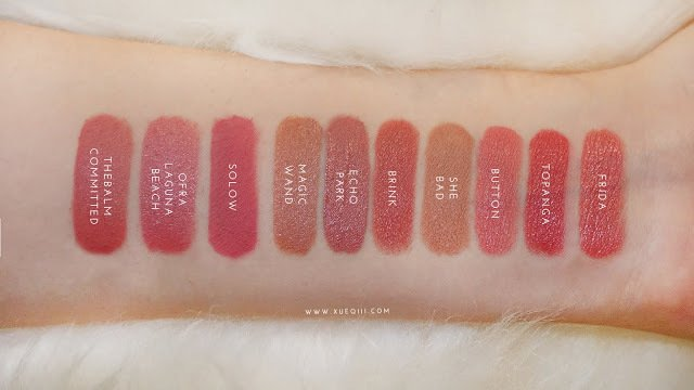ColourPop - Lippie Stix en internet