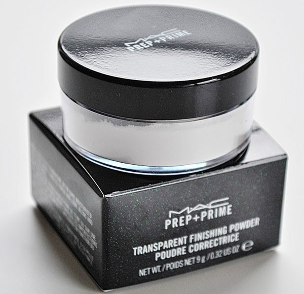 MAC - Prep + Prime Transparent Finishing Powder