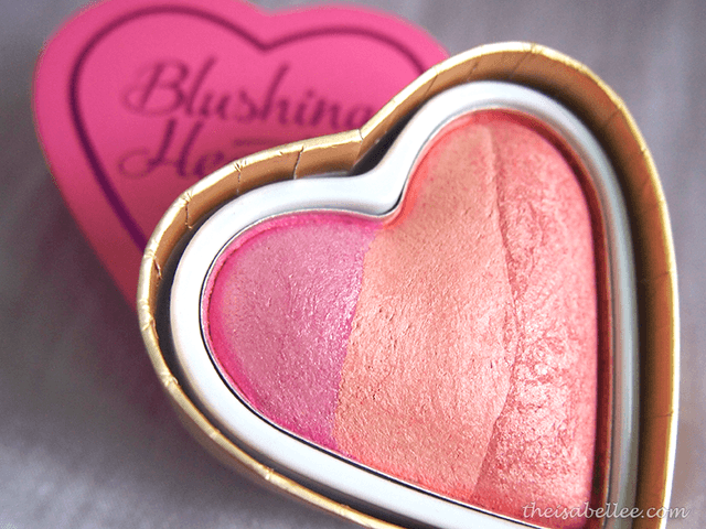 I ♡ Makeup - Blushing Hearts - Make Up Importado