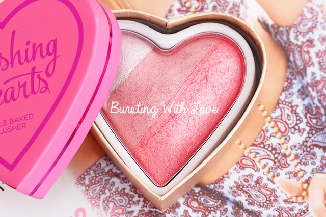 I ♡ Makeup - Blushing Hearts en internet