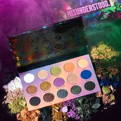 Colourpop - Palette Misunderstood