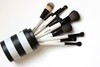 Morphe Brushes - SET 706 - 12 PIECE BLACK AND WHITE TRAVEL SET - comprar online