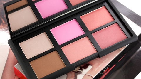NARS - All about cheeks palette