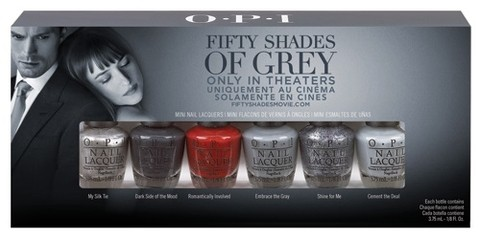 OPI - Fifty Shades of Grey Set