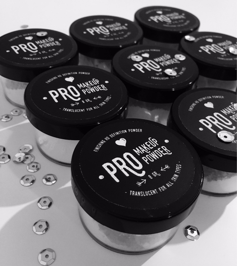 PRO MAKEUP - HD Powder