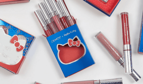 Colourpop - x Hello Kitty Mini Set - comprar online