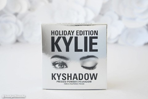 Kylie Cosmetics - Kyshadow Holiday 2016 Edition