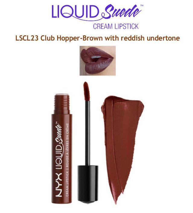 NYX - Liquid Suede Cream Lipstick en internet