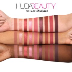 Huda Beauty - Rich Nude Obsessions Palette - comprar online
