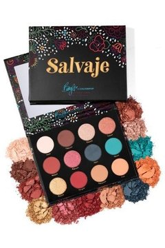 Colourpop - Palette Salvaje