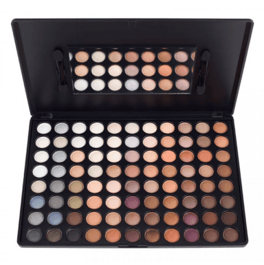 Coastal Scents - Warm Palette 88 Eyeshadow Colors