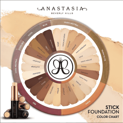 Anastasia Beverly Hills - Stick Foundation