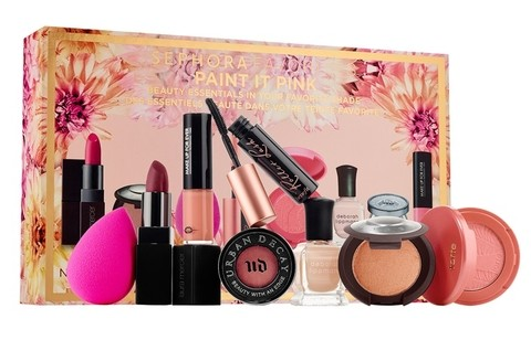 Sephora Favorites - Paint It Pink Set
