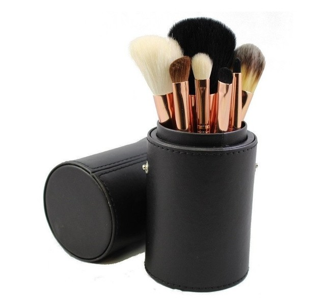 Morphe Brushes - SET 701 - 7 Piece Rose Set - comprar online