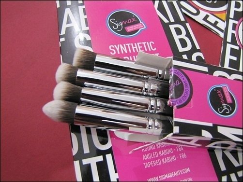 Sigma Beauty - Synthetic Precision Kit - comprar online