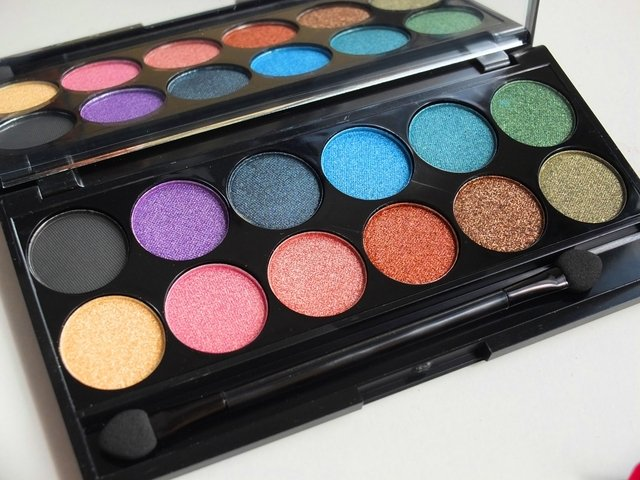 Sleek Make Up - Original Palette
