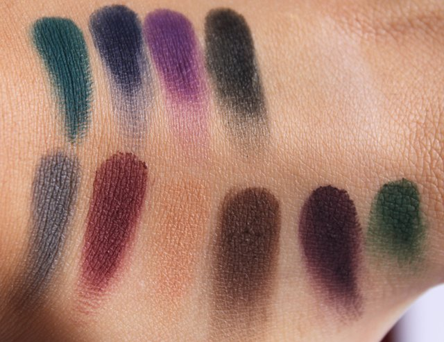 Sleek Make Up - Ultra Mattes Darks Palette - comprar online