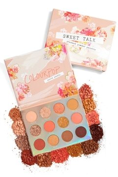 Colourpop -  Palette Sweet Talk