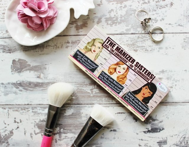 TheBalm - The Manizer Sisters Palette