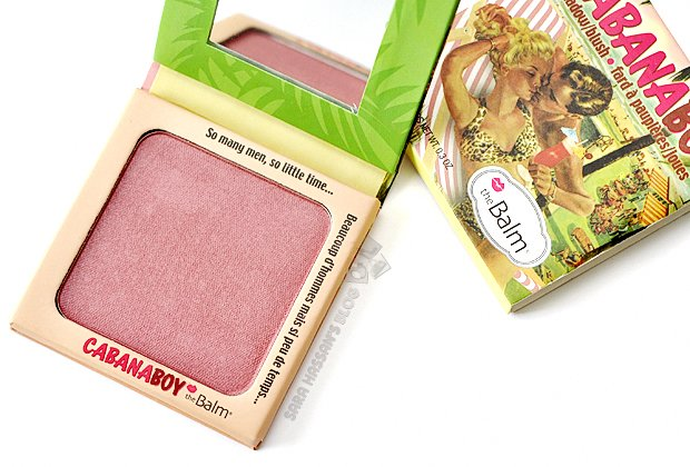 TheBalm - Cabana Boy Blush