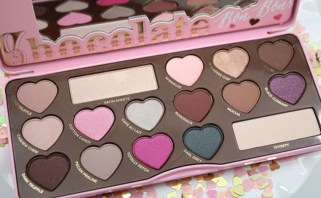 Too Faced - Chocolate BonBons Palette