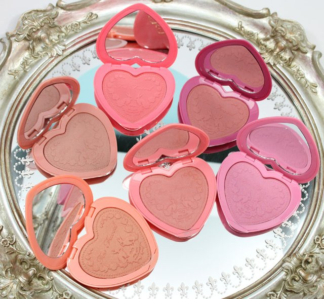 Too Faced - Love Flush Blushes
